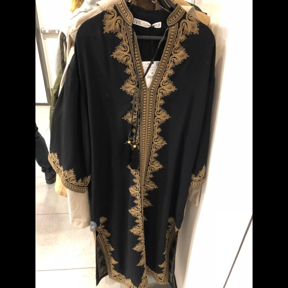 In Search of ISO Zara kaftan tunic Embroidered?